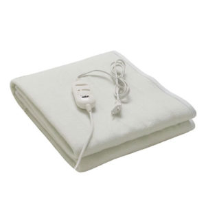 image of an electric blanket