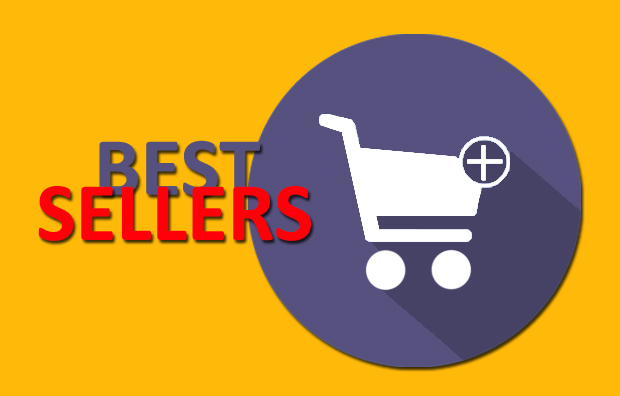 Image of best sellers banner