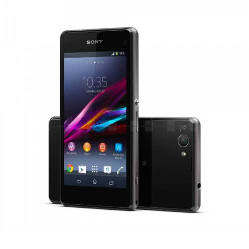 Image of a Sony phone