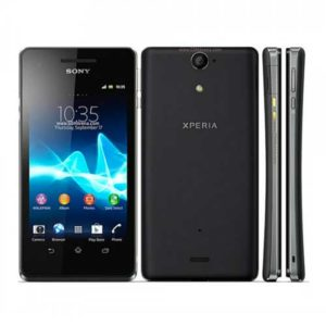 image of a sony Xperia phone
