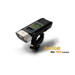 FENIX BC30R USB RECHARGABLE BIKE LIGHT – 1600 LUMENS
