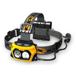 FENIX HP25 LED headlamp – yellow – 1000 LUMENS