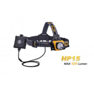 Fenix HP15 LED headlamp (yellow,sm)
