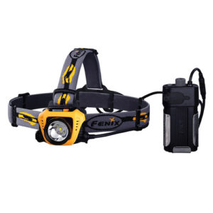 Fenix HP30 LED headlamp (yellow,sm)
