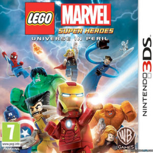Image of Lego Marvel Nintendo DS