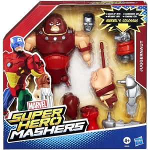 Image of marvel superhero masher