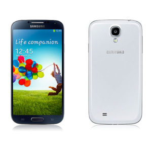 Image of a samsung galaxy s4
